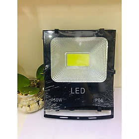 Đèn pha LED ngoài trời vỏ đen 50W - RB LIGHTING