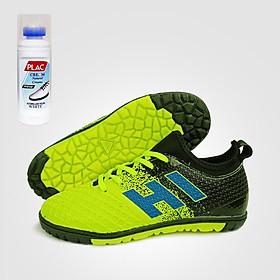 Giày đá bóng trẻ em EBET 6300 Dạ quang - Tặng bình làm sạch giày cao cấp