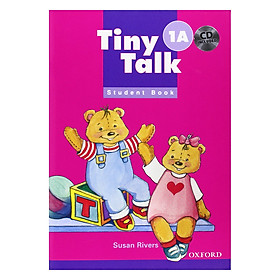 Tiny Talk 1: Pack (A) (Student Book and Audio CD)