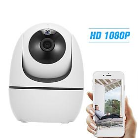 Smart Camera 1080P Wireless Wifi Infrared Anti-Theft IP Camera Night Vision Intelligent HD Surveillance Camera