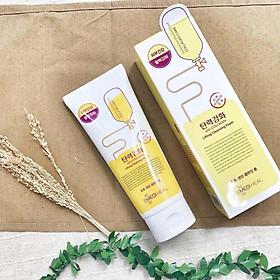 Sữa Rửa Mặt Collagen Giúp Săn Chắc Da Chống Lão Hoá Mediheal Collagen Care Cleansing Foam 170ml