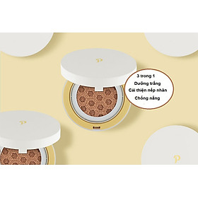 Phấn Nước Chiết Xuất Mật Ong Papa Recipe Honey Fit Skin Cover SPF50+ Pa+++ (15g)-2