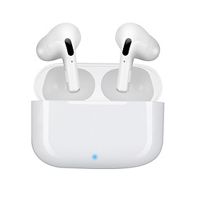 Airs Pro TWS Wireless Earphones BT 5.0 Smart Touch Earbuds Sweatproof Sports Business Headphone HiFi Sound Work with