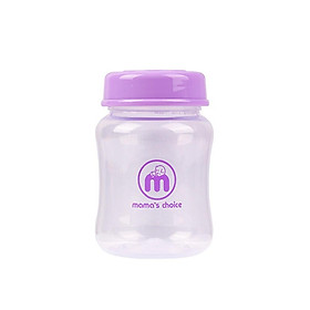 Bình Đựng Trữ Sữa Cổ Rộng Mama's Choice 180ml | Tương Thích Các Loại Máy Hút Sữa Cổ Rộng Spectra, Avent, Rozabi, Concung