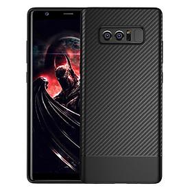 Ốp Lưng Dẻo Carbon Dành Cho Điện Thoại Samsung Galaxy Note 8