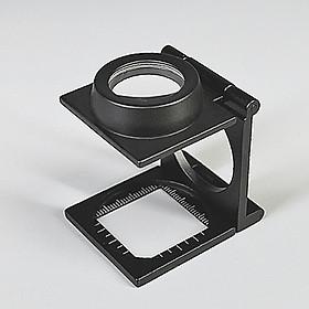 Lúp xếp Mini 10X - FD10X-L - Hàng Nhập Khẩu
