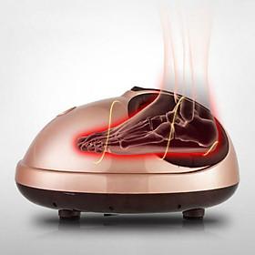 Máy massage chân thư giãn cao cấp (Tặng kèm 1 phích cắm điện)