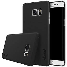 Ốp lưng sần cho Samsung Galaxy Note FE / Galaxy Note 7 Nillkin (Đính kèm 1 miếng dán màn hình hoặc giá đỡ) - Hàng chính hãng