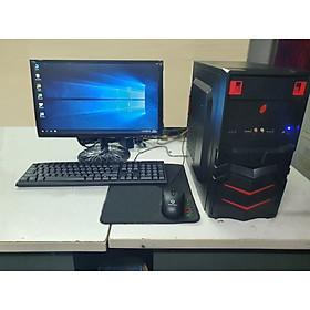 Bộ máy tính để bàn Viettech chuyên Văn phòng, Học tập Core i5 3470 siêu mạnh, ổ cứng SSD điện tử siêu nhanh, màn 20 inch MỚI FULL HỘP - Hàng nhập khẩu