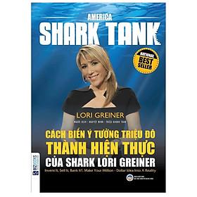 Combo Trọn Bộ 6 Cuốn America Shark Tank (Tặng kèm Kho Audio Books)