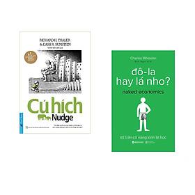 Combo 2 cuốn sách: Cú Hích + Đô-la hay lá nho