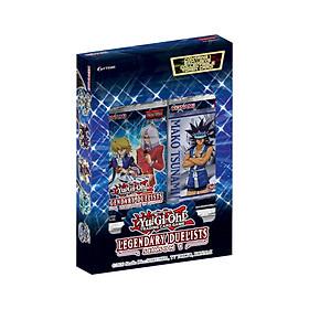 Hộp Bài Sưu Tập YugiOh! Legendary Duelists: Season 1 - Chính Hãng Konami - Nhập Khẩu từ Anh