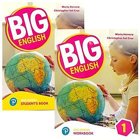 Big English AmE 2Ed Level 1 Value Pack (SB + WB)
