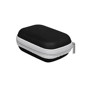 Oximeter cái hộp Máy đo huyết áp dạng kẹp ngón tay  Storage Bag Oximeter Portable Zipper Carry Pouch