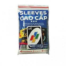 Sleeve bọc bài cao cấp 5.7 x 8.7 cm