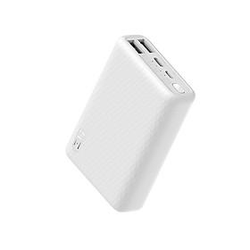 Pin sạc dự phòng 10000mAh mini Xiaomi ZMI QB817 - Hàng Nhập Khẩu