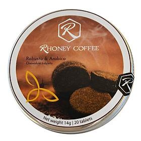 Viên mật ong cà phê RHONEY (Ngậm, nhai trực tiếp)