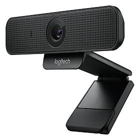 Webcam Chụp Ảnh Chuyên Nghiệp Logitech C925E - Hàng Chính Hãng