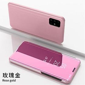 Bao Da Tráng Gương Thời Trang Cho Samsung Galaxy A51 A71 A51