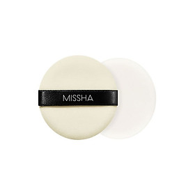 Bông Đánh Phấn Missha Compressed Flocking Puff 2P