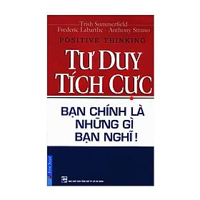 Tư Duy Tích Cực - Kèm CD (Tái Bản)