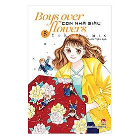 Boys Over Flowers - Con Nhà Giàu (Tập 8)