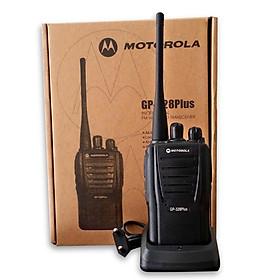 Bộ đàm Motorola GP 328 Plus - Hàng nhập khẩu