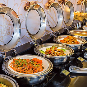 Buffet Tối Gánh Bông Sen, Tinh Hoa Ẩm Thực Sài Thành