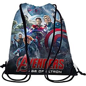 Túi Rút Unisex In Hình Avengers Age Of Ultron - BDFF259