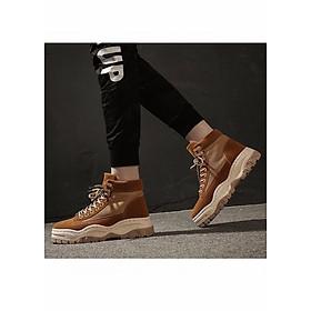 Giày Boot Nam Phối Màu Cực Chất