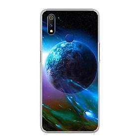 Ốp lưng cho Realme 3 Pro - 0290 UNIVERSE - Silicone dẻo - Hàng Chính Hãng