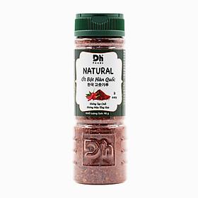 Natural Ớt bột Hàn Quốc 90g Dh Foods - Bột ớt Hàn Quốc nguyên chất 100%