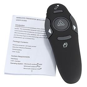 Bút trình chiếu AMP16AP hỗ trợ thuyết trình cao cấp