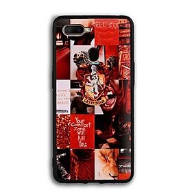Ốp lưng Harry Potter cho điện thoại Oppo A5s - Viền TPU dẻo - 02112 7786 HP06 - Hàng Chính Hãng