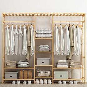 Tủ treo quần áo cao cấp