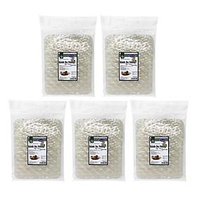 Combo 5 Gói Bánh Đa (Vuông Truyền Thống) Thành Lộc 100g/gói