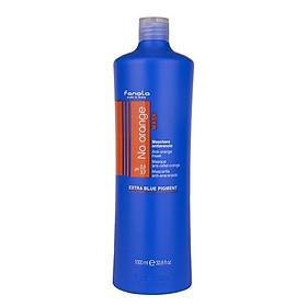 Mặt nạ ủ khử sắc tố cam cho tóc nhuộm màu tone lạnh Fanola Anti-Orange mask (Noorange) 1000ml