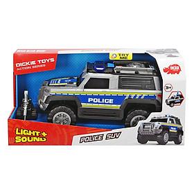 Đồ Chơi Xe Cảnh Sát Dickie Toys Police SUV (30 cm)