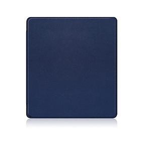 Bao da cover dành cho Kindle Oasis 2/3 - vân da, smartcover tự động tắt mở