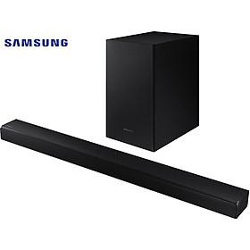 Loa thanh soundbar Samsung 2.1ch HW-T550/XV (320W) - Hàng chính hãng
