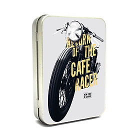 Hộp thiếc Vintage Box - Return of the Cafe Racer