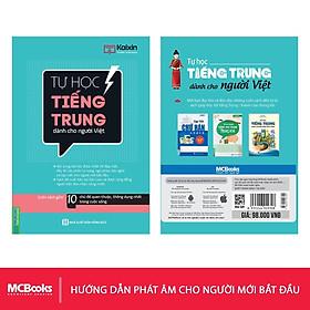 Sách - Tự Học Tiếng Trung Dành Cho Người Việt Phiên Bản 2020 - Dành Cho Người Mới Bắt Đầu