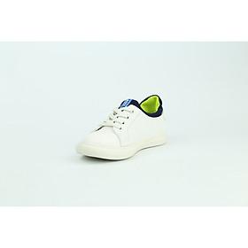 Giày thể thao cho bé Sneakers Crown Space Crown UK Active Sneaker CRUK210 - Màu Trắng