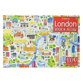 Usborne Picture Book & Jigsaw London