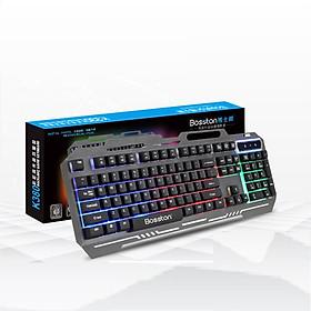 Bàn phím chuyên game Bosston HN LED K380 - Hàng chính hãng