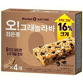 ORION Oh Granola Bar with Black Soybean 120g