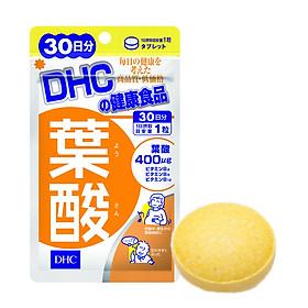 Viên Uống Vitamin Dành Cho Bà Bầu DHC Folic Acid 30 Viên