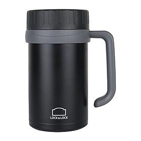 Cốc Giữ Nhiệt Basic Table Mug Lock&Lock LHC9002 (500ml)