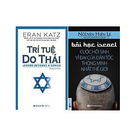 Bộ Sách Bí Mật Dân Tộc Do Thái ( Trí Tuệ Do Thái + Bài Học Israel - Cuộc Hồi Sinh Vĩ Đại Của Dân Tộc Thông Minh Nhất Thế Giới )  ( Quà Tặng: Cây Viết Kute' )