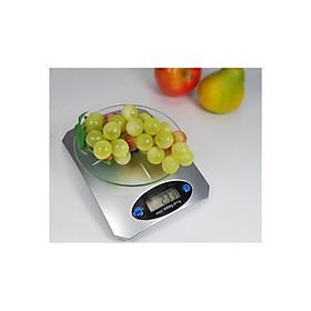 Cân điện tử nhà bếp đĩa tròn 5kg